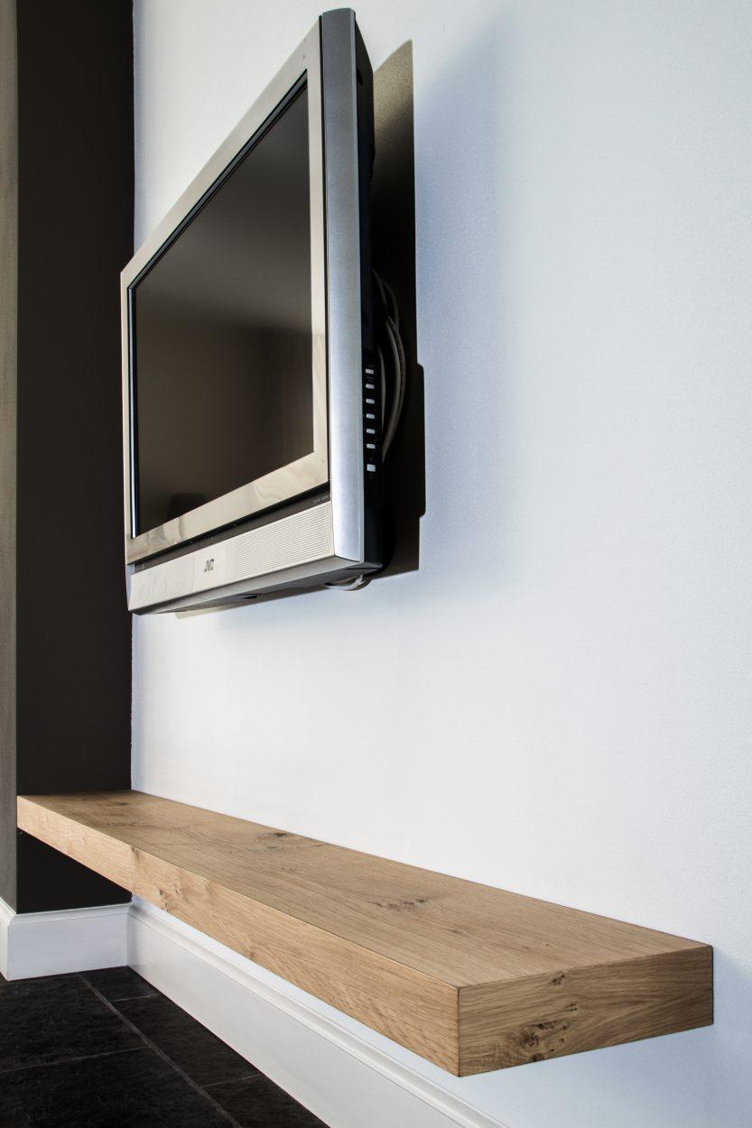 Zwevende Plank Tv Meubel.Zwevende Plank Tv Rsvhoekpolder